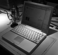 写真:Apple PowerBookG4